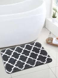 saral home set of 2 bath rugs