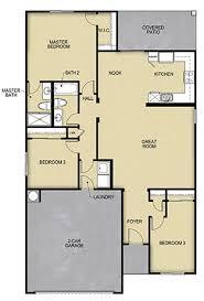 lgi homes floor plans. Wonderful Homes 3 BR 2 BA Floor Plan House Design In Phoenix AZ For Lgi Homes Plans