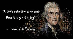 American Revolution Quotes Inspiration Thomas Jefferson Quotes