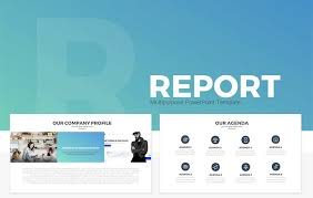 Free Profile Templates Stunning 48 Free Company Profile Powerpoint Templates For Presentations