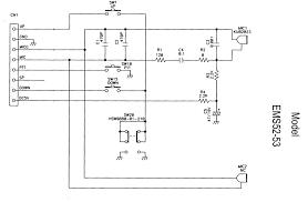 ems 52 53 mic schematics