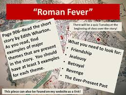"r fever"" by edith wharton ppt  10 ""r"