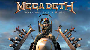 <b>Megadeth</b> Unveil Full <b>Warheads On</b> Foreheads Tracklist And Details ...