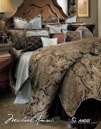 luxurious bedding set