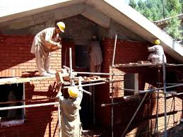 Bulding House Building Construction Workers The Better India