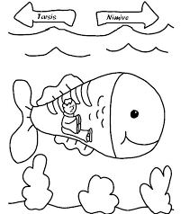 Small Picture Jonah And Fish Coloring Pages Coloring Pages