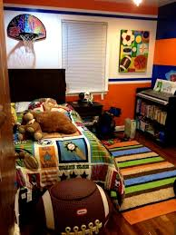 Ohio State Bedroom Decor Bedroom Likable Sports Themed Bedrooms Family Room Ideas Ohio