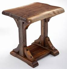 wood end tables. Finest Natural Wood Nightstand Or End Table With Tables. Tables