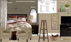 transitional master bedroom. Transitional-master-bedroom-red-tan Transitional Master Bedroom