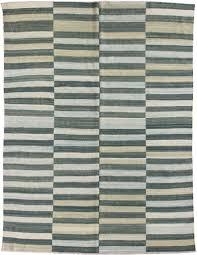 j26628 striped kilim oriental rug
