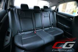 honda civic leather seat covers civic leather seat covers review civic rs turbo car news car honda civic leather seat covers