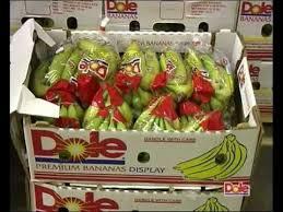 Dole How Do Bananas Come To You