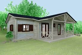 Wooden House 3d Elevation Cabin House Plans And Design Interior