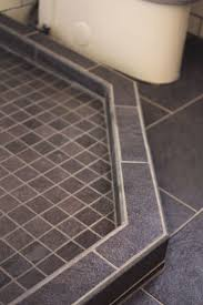 Diy Bathroom Floors 17 Best Ideas About Tile Shower Pan On Pinterest Diy Shower Pan
