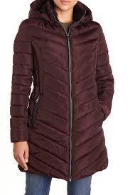 Nanette Lepore Hooded Puffer Jacket Hautelook