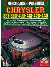 dodge engine chrysler dodge plymouth 361 383 400 413 426 440 wedge ramcharger muscle engine