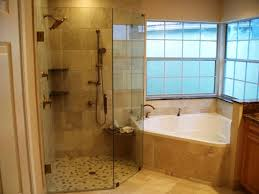 bathroom remodeling ideas for showers corner tubs