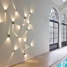 living room wall lighting. create light art alternative to feature wallplays like water reflection maybe on living room wall lighting d