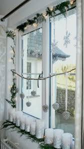 Fenster Weihnachtlich Gestalten Wunderschönen Und Perfekt 39