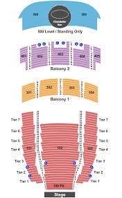 Midland Theater Seating Chart Kansas City