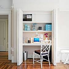 turn closet into office. Turn A Closet Into Home Office Diy Weekend Transform Forgotten Es Allyou S