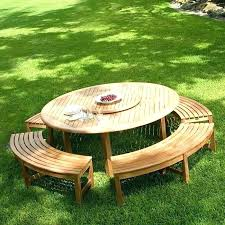 8 seater square outdoor dining table round