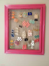 top result diy picture frame hanger best of earring holder wire