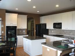 Black Appliances In Kitchen Cabinets Beautiful Designs Modern And ...