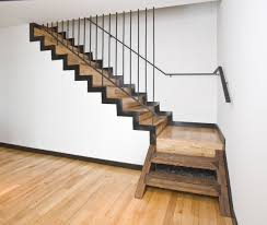 Basement Stairs Decorating Good Basement Stair Kits How To Build Basement Stair Kits