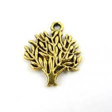 tree sml gold