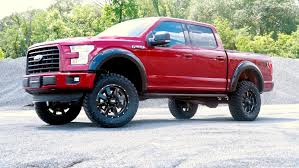 "Superlift Develops 4 1/2"" and 6"" Lift Kits for Ford F-150 Pickup ..."