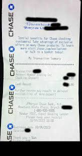 Is Deposit Fake Scammer A Localbitcoins Printing Receipts