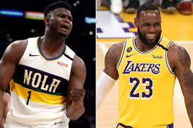 LeBron James outplays Zion Williamson as Lakers top Pelicans