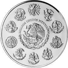 Calendario 2007 Mexico 100 Pesos Calendario Azteca Silver Bullion 2007 2014