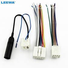 compare prices on toyota stereo wiring harness online shopping Universal Stereo Wiring Harness car audio stereo wiring harness plug with antenna adapter for toyota scion factory oem radio universal stereo wiring harness