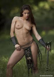 Sexy Naked Amazon Warrior Girl Photos And Other Amusements