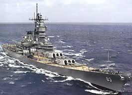 USS Missouri (BB-63) - Wikipedia