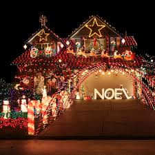 Best Neighborhood Christmas Lights Indianapolis 24 7 Wall St Blog Archive Neighborhoods With The Most