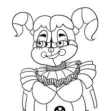 Inspirational Five Nights At Freddy S Coloring Sheets Free Printable