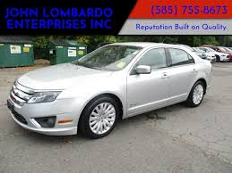 used cars for sale under 10000. Plain 10000 2012 Ford Fusion Hybrid For Sale In Rochester NY Throughout Used Cars For Sale Under 10000