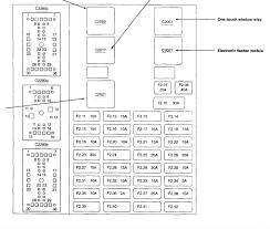 2007 Ford Focus Fuse Box Location ford taurus interior under dash fuse box diagram location ford explorer location full size