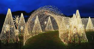 Crosswinds Tagaytay Lights Christmas Villages The Souths Spectacular Holiday Sights