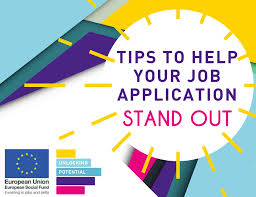 Help With Job Application Tips To Help Your Job Application Stand Out Unlocking Potential