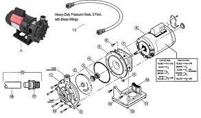 polaris model pb4 60 booster pump parts pool spa pumps specs
