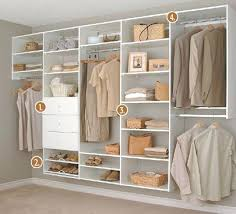 gorgeous wall mounted closet shelves system designs storage