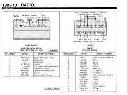 color codes on a factory 1995 ford explorer radio speaker wiring graphic graphic graphic graphic