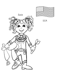 Small Picture Innovative Children Around The World Coloring 3518 Unknown
