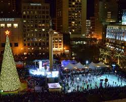Sf Union Square Tree Lighting San Francisco Christmas How To Spend A Holiday By The Bay