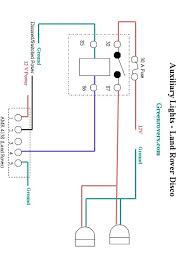 auxiliary lights com auxiliary lamp wire diagram