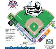 Seating Chart Windy City Thunderbolts Baz Realty Network